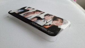 RIDGE RACER iPhone5/5Sケース starring 永瀬麗子