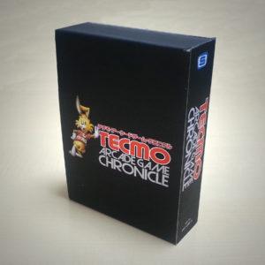 『テクモ・アーケードゲーム・クロニクル』