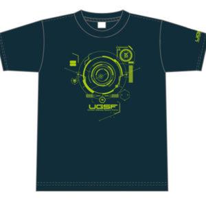UGSF - ロゴTシャツ/SLATE・BLACK・NAVY