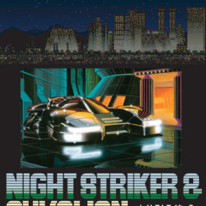 NIGHT STRIKER & SYVALION PERFECT BOX