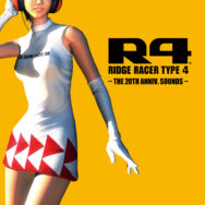 R4 -THE 20TH ANNIV. SOUNDS-